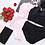 Thumbnail: SN16542 纯色披纱后绑三件套比基尼