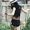 Thumbnail: RSHSQ8709 流苏外衫挂脖平角3件套比基尼