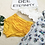 Thumbnail: RSXSN8930 Chiffon Outer x WhiteYellow Bikini 3IN1 set