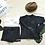 Thumbnail: SN19459 Rash Guard Super High waist Sport bra 3pcs set