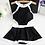 Thumbnail: SN16969拼色裙式连体比基尼