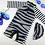 Thumbnail: KYM9821 Zebra One Pice Kidswear