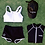 Thumbnail: RSN16889 双拉链长袖运动型泳装