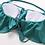 Thumbnail: ST18011 荷叶绿比基尼配纱长裤3件套