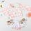 Thumbnail: KNN6126 清新花朵蝴蝶结蓬裙女童泳装