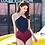 Thumbnail: RSN179011 三角拼色性感泳衣