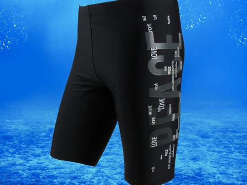 RMZYS18 PEACE男五分泳裤