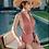 Thumbnail: SNN19443 Pink Multiple Ways wearing Monokini
