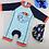 Thumbnail: KYM9768 Puffer Fish One Piece Kidswear