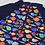 Thumbnail: KYM9754 Small Colourful Fish One Piece Kidswear