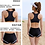 Thumbnail: RSYY19356 Short Sleeve Sporty 3IN1 Swimwear