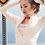 Thumbnail: RSN17890 浅粉色拉链长袖热裤3件套