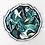 Thumbnail: RSF1700 大型圆形沙滩披纱瑜伽野餐巾