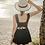 Thumbnail: RSN17343 裙式分体平角泳装