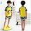 Thumbnail: RKYY34211可爱猴子图案男童泳衣
