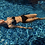 Thumbnail: SN19001Black Bikini with Side tie Pantie