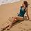 Thumbnail: SNN20119 Elegant Dark Green Monokini