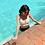 Thumbnail: SVV1917 Knit Top High Waist Bikini