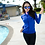Thumbnail: CSN18319 Blue Black Couple Rash Guard