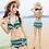 Thumbnail: <3XL> CSCH6202民族复古大罩杯情侣套装