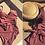 Thumbnail: SN180291豆沙红深V钢托三角连体泳衣