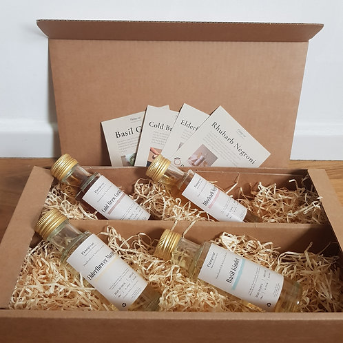 Gift Box - 4 x Cocktails (100ml)