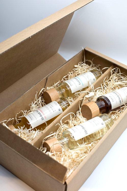 Geschenkbox 4 x Cocktails (100ml)