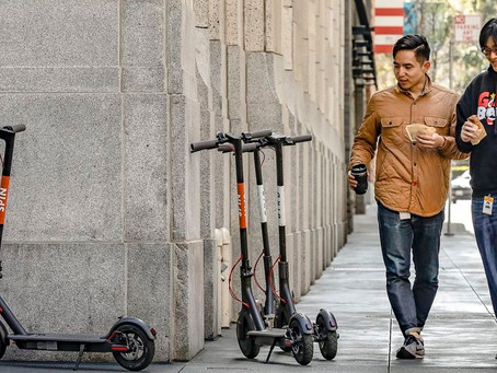 Is There a Place for More in the Scooter War?