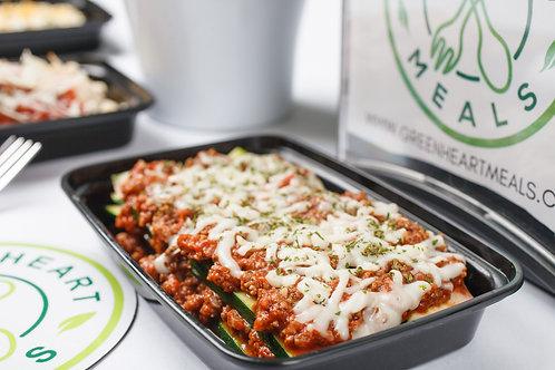 Zuchinni Lasagna