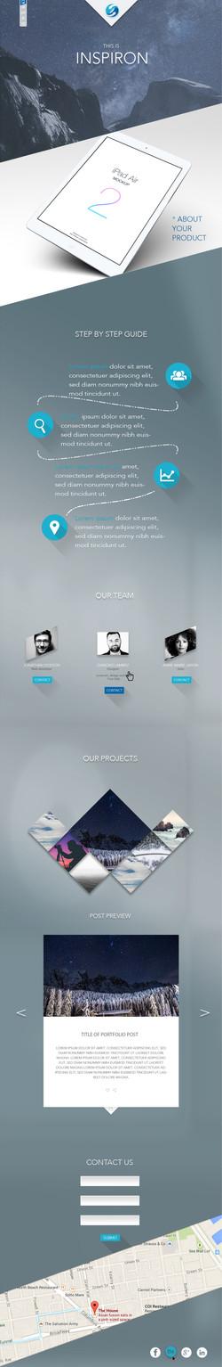 Webpage Design