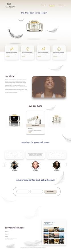 El Vitally(Homepage)