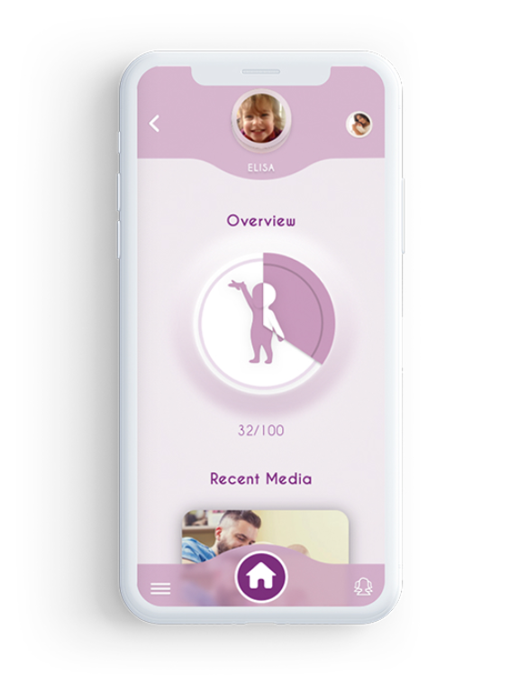 Child Development App Redesign
