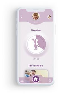 Child Development App Redesign