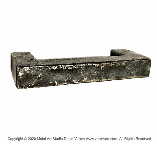 Modern Textured Cabinet Pull & Handle. High-Grade Kitchen & Cabinet Hardware