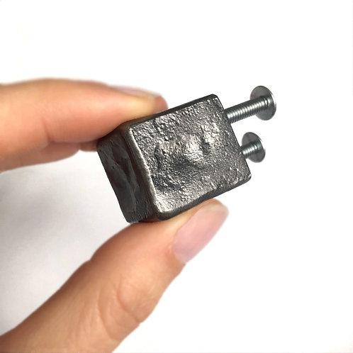 "Square Cabinet Knob ""Cube"". Modern Cabinet & Kitchen Hardware."