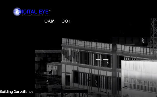 Industrial - Law Enforcement CCTV Therma