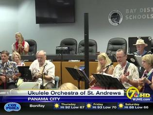 Local Ukulele Group Strings  Music Lovers Along