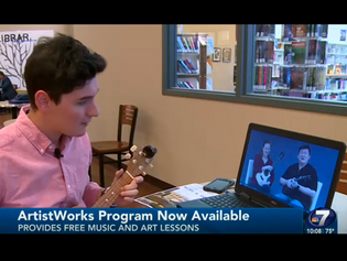 New program provides FREE music & art lessons at Bay County Public Library