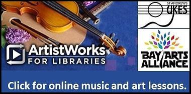 ArtistWorks FREE Music Art Lessons FL Panama City Bay