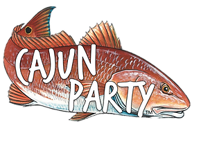 Cajun Party Recipes and Saltwater Tackle