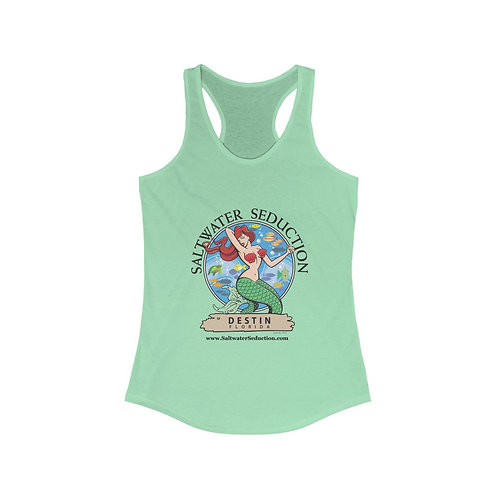 Saltwater Seduction Women's Ideal Racerback Tank (7-10 days for delivery)