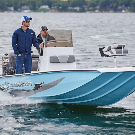 PolarKraft Bay Boat