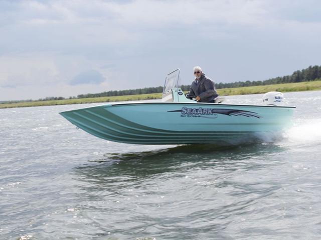 SeaArk BX 190