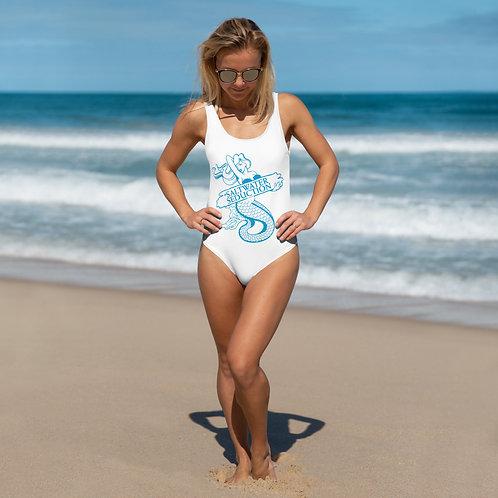Saltwater Seduction One-Piece Swimsuit