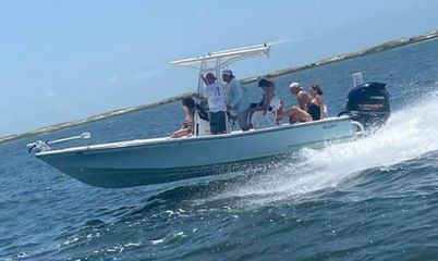 Blackjack Bay Boat