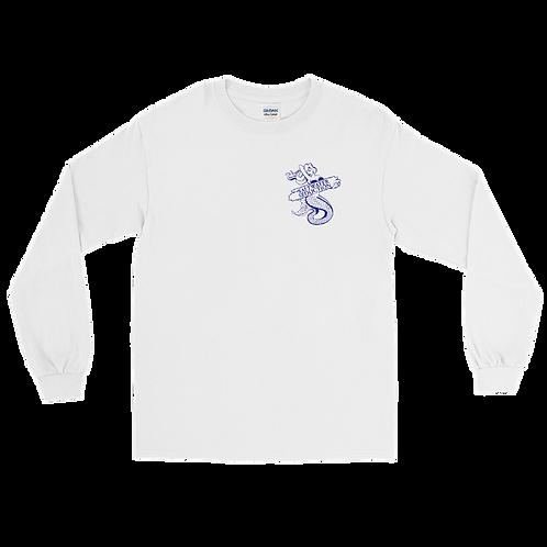 Saltwater Seduction Men's Long Sleeve Shirt