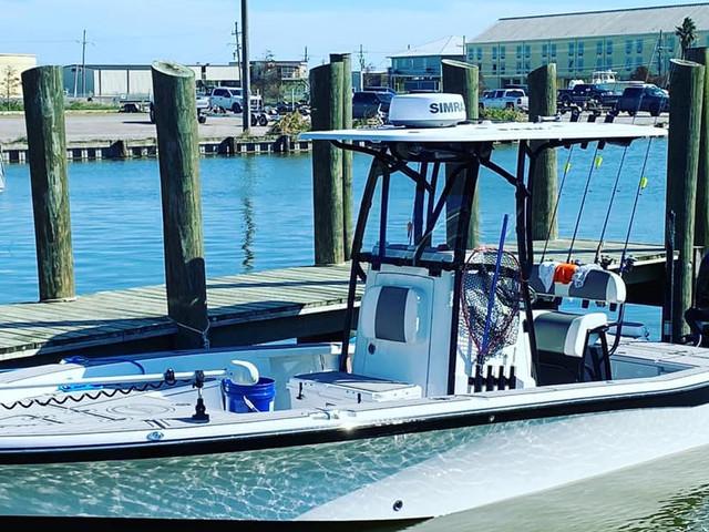 BlackJack Boat