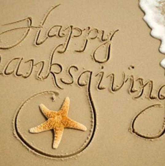 Crown Leisure Happy Thanksgiving