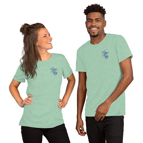 Saltwater Seduction Short-Sleeve Unisex T-Shirt