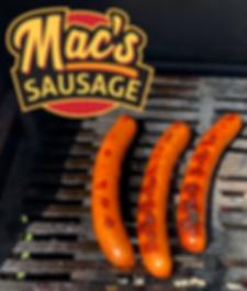 Mac's Sausage Cajun Smoked Sausage